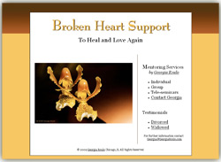 Broken Heart Support